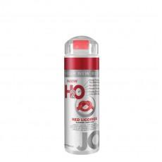 Водоразтворим лубрикант с вкус на червен лакриц 150мл JO H2O LUBRICANT RED LICORICE