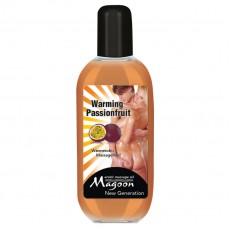 Загряващо масажно олио Маракуя 100 мл Magoon warming passionfruit