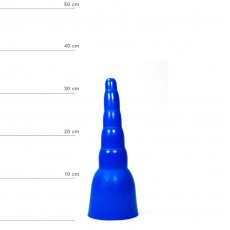 Анален плуг All Blue ABB18