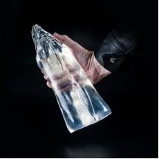 Двойка ръце Dark Crystal Dildo Black DCC25