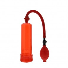 Помпа MENZSTUFF PENIS ENLARGER RED