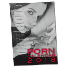 Календар Секси пози 2018